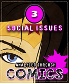 Social Issues Analyzed Through Comics: FREE PREVIEW