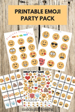 Free Emoji Printable Pack for Kids