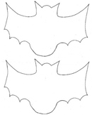 Free Printable Bat Templates