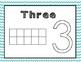 Free Printable Playdough Number Mats 1-10