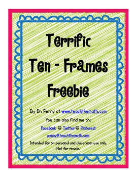 Free Printable Ten-Frames