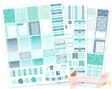 Free Printable Weekly Planner Stickers fits Erin Condren Planner