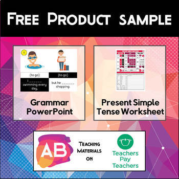 English Grammar Ppt Worksheets & Teaching Resources | TpT
