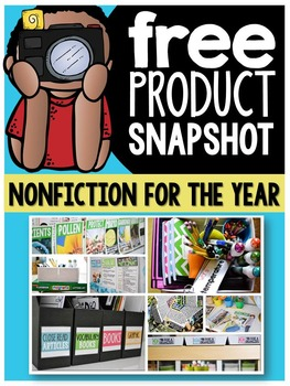 Free Product Snapshot: Nonfiction for the Year Bundle!