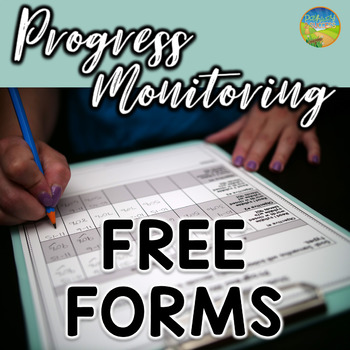 Free Progress Monitoring Forms