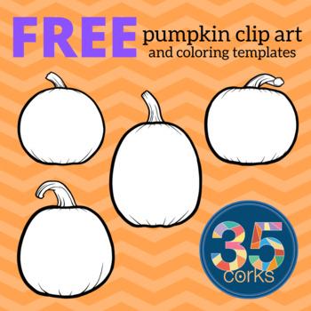 Pumpkin Clipart Black And White - 45 cliparts