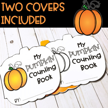 Free Pumpkin Counting Book
