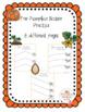 Free Pumpkin Scissor Practice