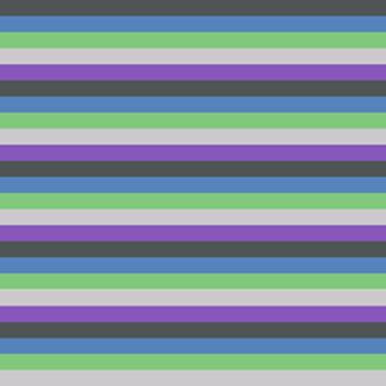 Free - Purple Peacock Digital Paper Sampler {Green, Blue, Gray, 300dpi, 12x12}