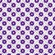 Free Purple and Green Flower,Cloud,Heart,Leaf Digital Paper
