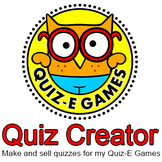 Free Quiz Creator - Commercial Use - Sell your quizzes for