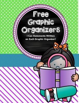 Free RL Graphic Organizers!!!