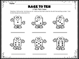 Free Race To 10 ( A Tally Mark Game)