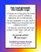 Free Rainbow Bright Digital Paper Clip Art Backgrounds