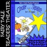 Free Readers' Theater Script ~ Fractured Fairy Tale Cinderella Readers' Theater