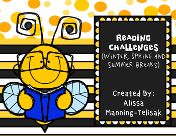 Reading Challenges **FREEBIE**