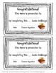 Free Reading Goal Progress Reports and Certificate