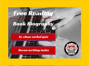 Free-Reading Book Project: Biography, All About the Person