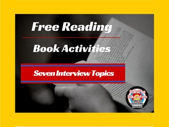Free-Reading Book Project: Interview Project