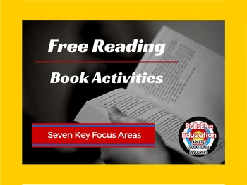 Free-Reading Book Project: Key 7 Book Project
