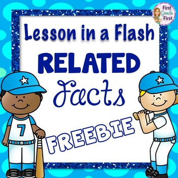 Math Lesson Plan Related Facts