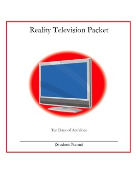 Free Reality Television Packet