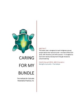 Free Resource - Caring for My Bundle