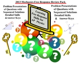 2013 AP Physics Mechanics Free Response Presentations