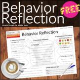 Behavior Forms