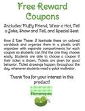 Free Reward Coupons
