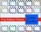 Free Ribbon Frames