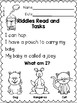 Free Riddles Read and Tasks Set 3