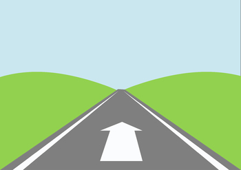 Free Road Background