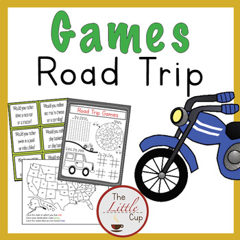 Free Road Trip Games