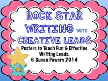 Free Rock Your Writing with Creative Leads