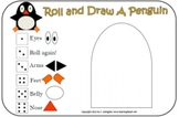 Free Roll a Penguin Dice Game