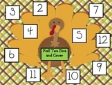 Free Roll and Cover Turkey Mats