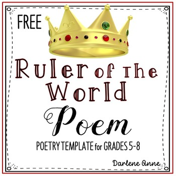 Free Ruler of the World Poem