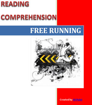 Free Running Reading Comprehension and Crossword