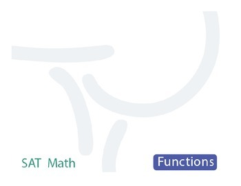 Free SAT Math Notes: Functions and Symbols