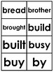Free - SIPPS Extension Sight Words Printable