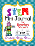 Free STEM Challenge Mini Journal