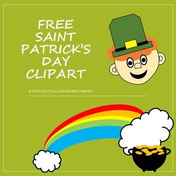 Free Saint Patrick's Day Clip Art