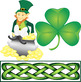 Free Saint Patrick's Day Frames and Borders Clip Art