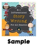 Free Sample: Differentiated Story Writing