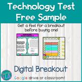 Digital Breakout - Free Sample