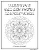 Free Sample: Growth Mindset Mandalas