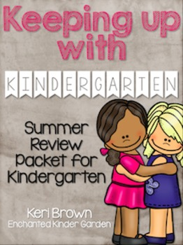 Free Sample - Keeping Up With Kindergarten