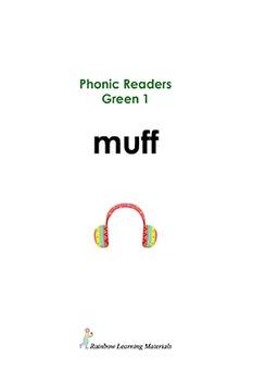 Free Sample Phonic Book Readers Green 1