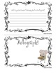 Free Sample Printable From My Third Grade Memory Book